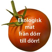 Ekologisk mat från dörr till dörr!